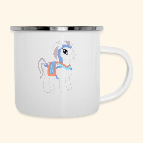 Arabian To the North Pony - Camper Mug