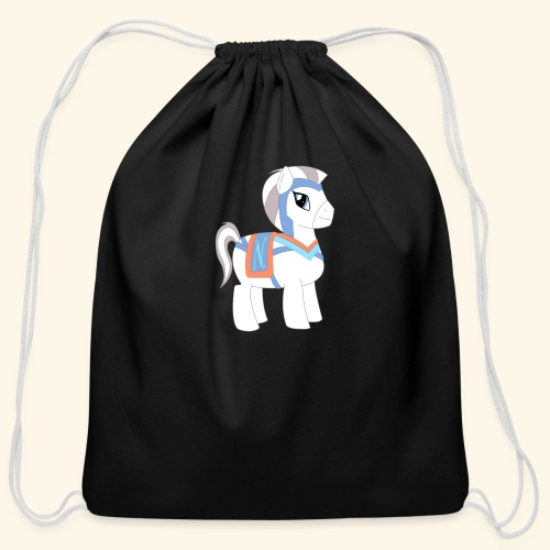 Arabian To the North Pony - Cotton Drawstring Bag