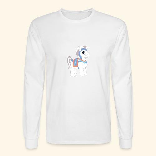 Arabian To the North Pony - Men's Long Sleeve T-Shirt