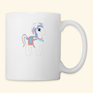 Arabian To the North Pony - Coffee/Tea Mug