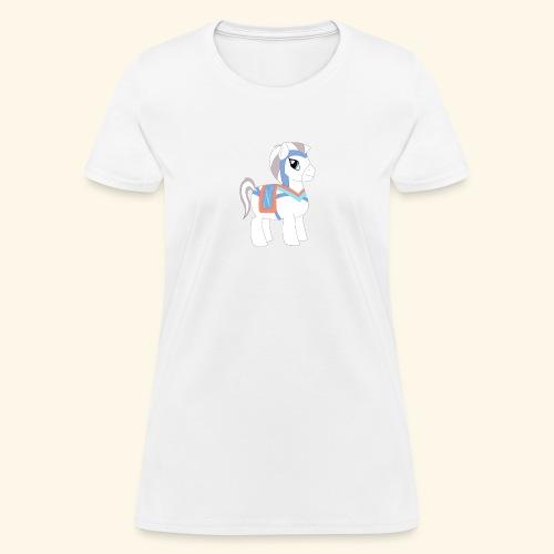 Arabian To the North Pony - Women's T-Shirt