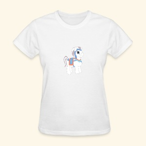 Arabian To the North Pony - Women's T-Shirt