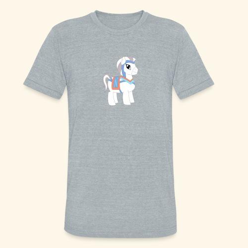 Arabian To the North Pony - Unisex Tri-Blend T-Shirt