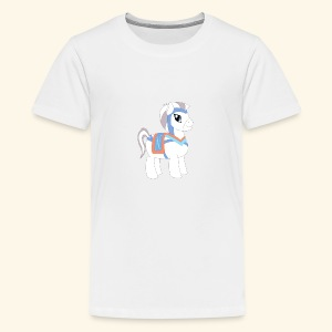 Arabian To the North Pony - Kids' Premium T-Shirt