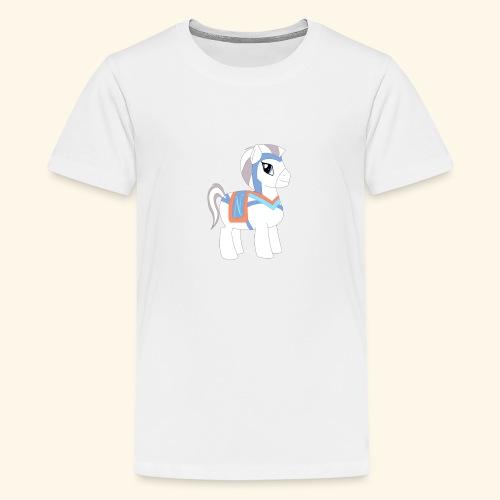 Arabian To the North Pony - Kids' Premium T-Shirt