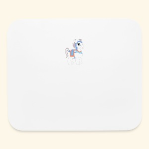 Arabian To the North Pony - Mouse pad Horizontal