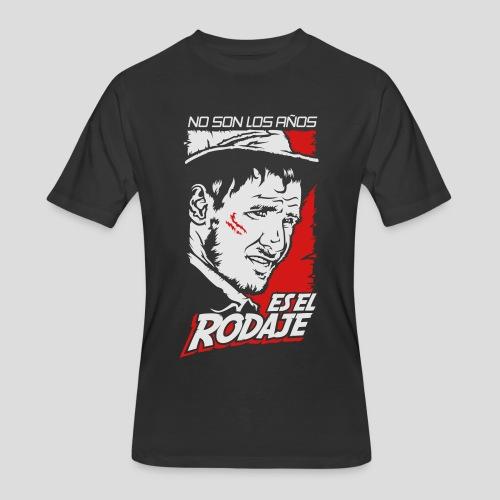 Indiana Jones: Es el Rodaje [ESP] - Men's 50/50 T-Shirt