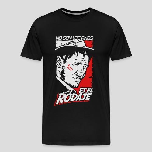 Indiana Jones: Es el Rodaje [ESP] - Men's Premium T-Shirt