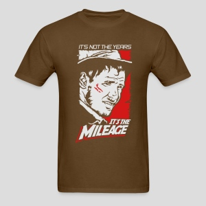 Indiana Jones: It's the Mileage - Men's T-Shirt