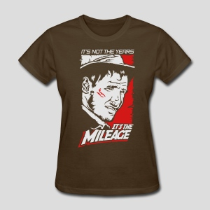 Indiana Jones: It's the Mileage - Women's T-Shirt