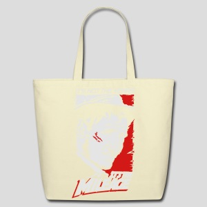 Indiana Jones: It's the Mileage - Eco-Friendly Cotton Tote