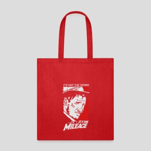 Indiana Jones: It's the Mileage - Tote Bag