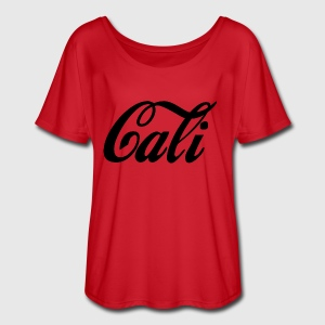 CALI Hoodies - Women's Flowy T-Shirt