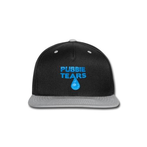 Pubbie Tears Mug - Snap-back Baseball Cap
