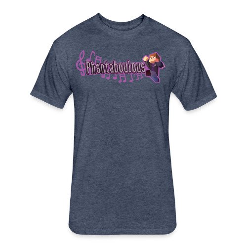 PHANTABOULOUS - Fitted Cotton/Poly T-Shirt by Next Level