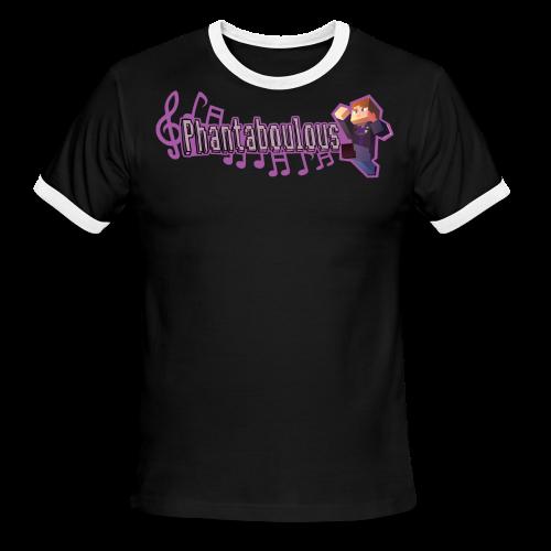 PHANTABOULOUS - Men's Ringer T-Shirt