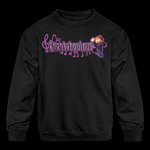 PHANTABOULOUS - Kids' Crewneck Sweatshirt