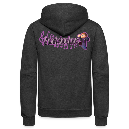 PHANTABOULOUS - Unisex Fleece Zip Hoodie