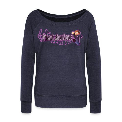 PHANTABOULOUS - Women's Wideneck Sweatshirt