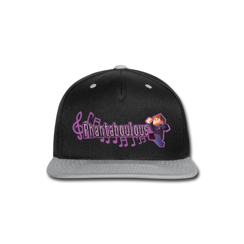 PHANTABOULOUS - Snap-back Baseball Cap