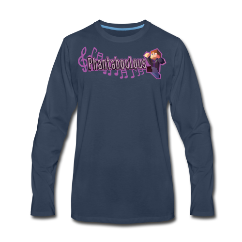 PHANTABOULOUS - Men's Premium Long Sleeve T-Shirt