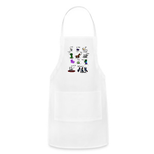 The Squid - Adjustable Apron