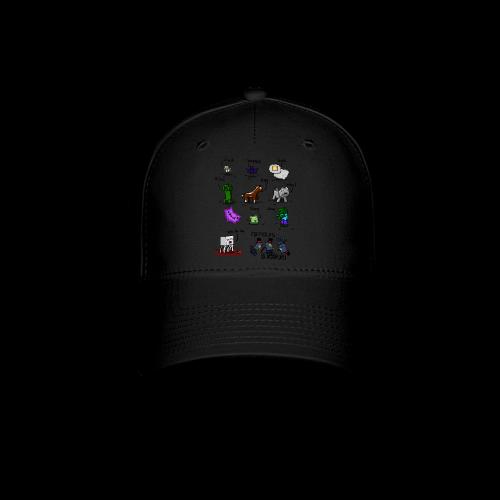 The Squid - Baseball Cap