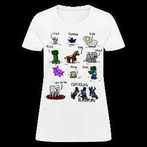 The Squid - Women's T-Shirt