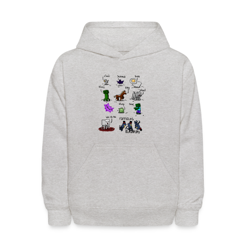 The Squid - Kids' Hoodie