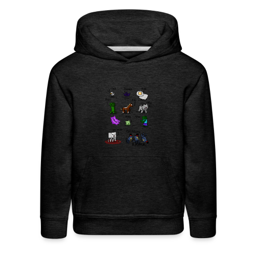 The Squid - Kids' Premium Hoodie