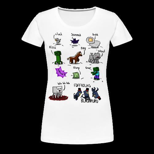 The Squid - Women's Premium T-Shirt