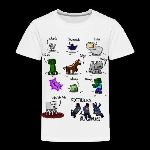The Squid - Toddler Premium T-Shirt