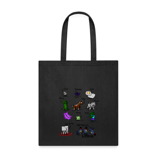 The Squid - Tote Bag