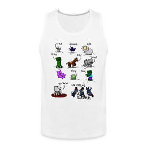 The Squid - Men's Premium Tank