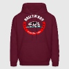 Hollywood California Hoodies - Men's Hoodie