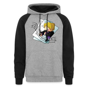 Sing with me! - Colorblock Hoodie