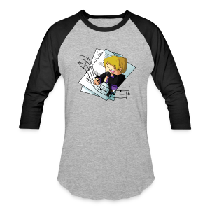 Sing with me! - Baseball T-Shirt