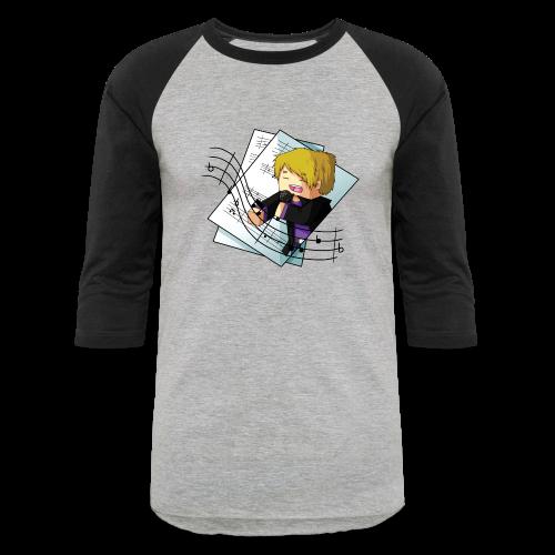 Sing with me! - Baseball T-Shirt