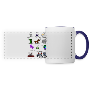 The Squid - Panoramic Mug