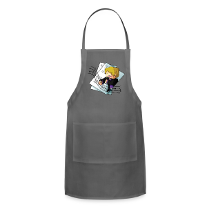 Sing with me! - Adjustable Apron