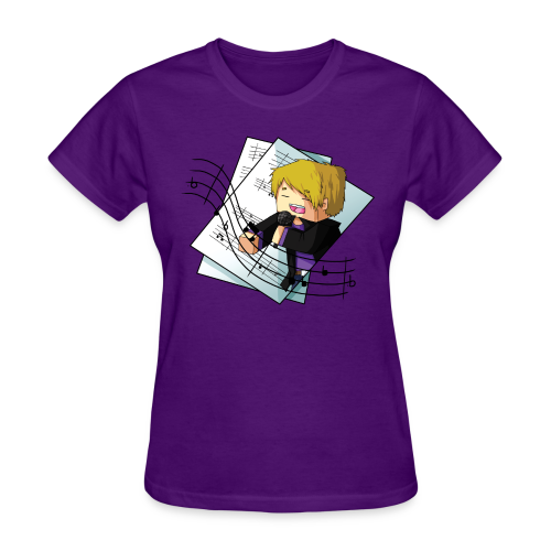 Sing with me! - Women's T-Shirt