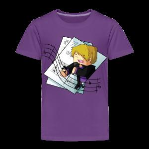 Sing with me! - Toddler Premium T-Shirt