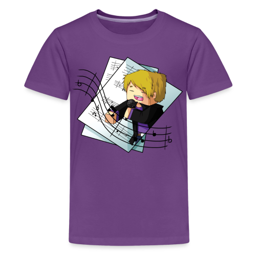Sing with me! - Kids' Premium T-Shirt