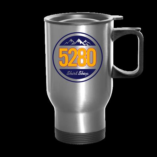 5280 Logo - Hoodie - Travel Mug