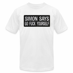 Go F Yourself - Men's Fine Jersey T-Shirt