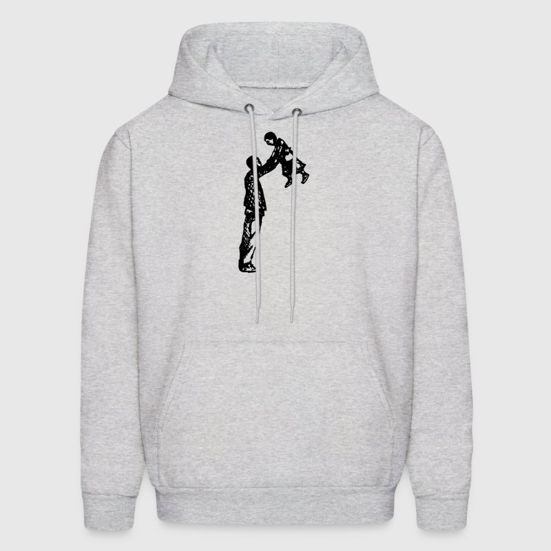 Father & Son Hoodies - Men's Hoodie