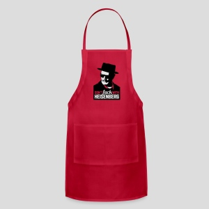 Breaking Bad: Don't fuck with Heisenberg 1 - Adjustable Apron