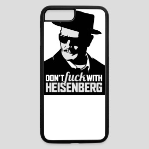 Breaking Bad: Don't fuck with Heisenberg 1 - iPhone 7 Plus/8 Plus Rubber Case