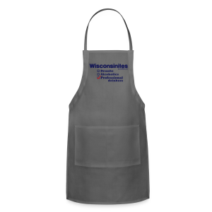 Professinal Drinkers - Adjustable Apron
