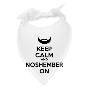 Noshember.com iPhone Case - Bandana